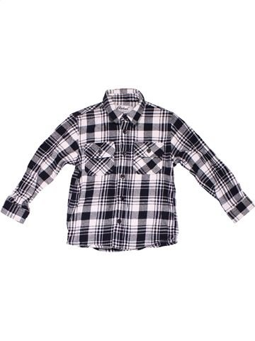 Long sleeve shirt boy PRIMARK gray 4 years winter #5760_1