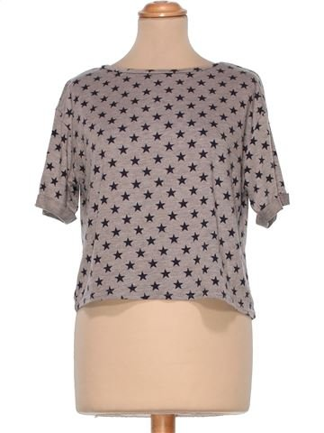 Short Sleeve Top woman BOOHOO M summer #57892_1