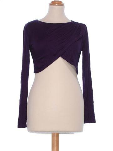 Long Sleeve Top woman BOOHOO UK 8 (S) summer #61217_1