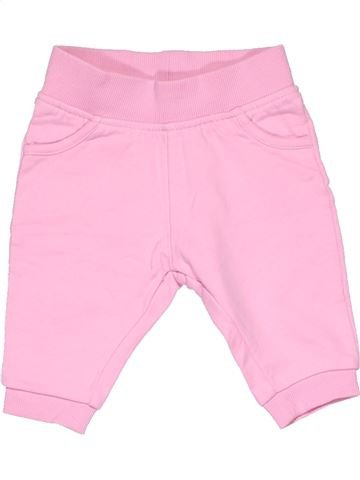 Trouser girl BABY CLUB pink 3 months winter #6173_1