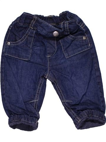 Jeans boy GEORGE blue 6 months winter #6356_1