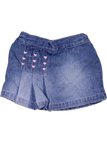 Skirt girl TINY TED blue 3 months winter #6432_1