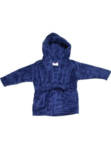 Dressing gown unisex EARLY DAYS blue 12 months winter #646_1
