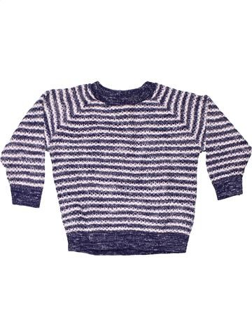 Jumper unisex NO BRAND purple 12 months winter #6701_1