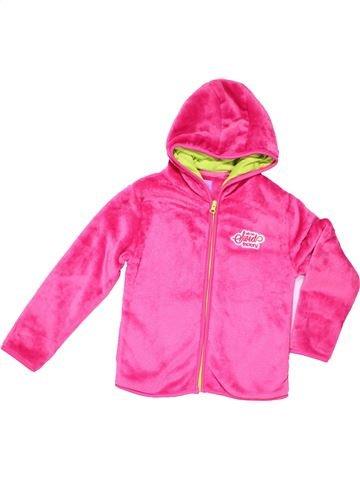 Jacket girl NO BRAND pink 7 years winter #751_1