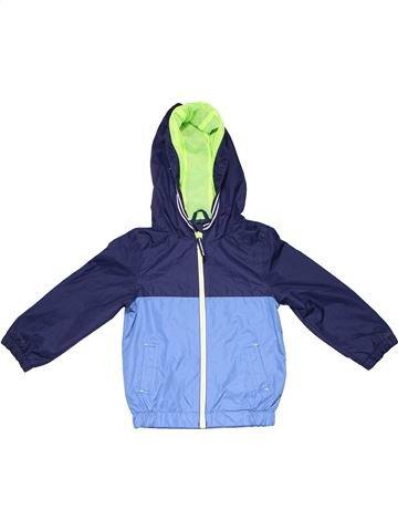 Snowsuit unisex MINI REBEL blue 3 years winter #7603_1