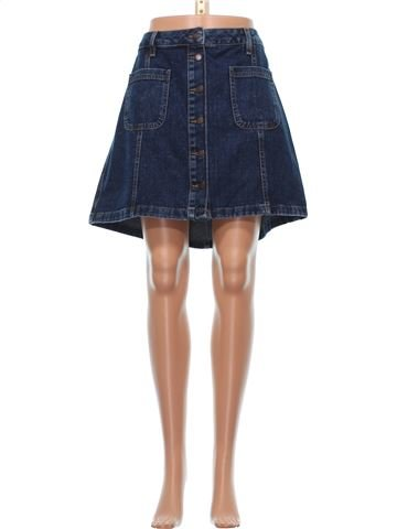 Skirt woman DENIM CO UK 14 (L) summer #7679_1