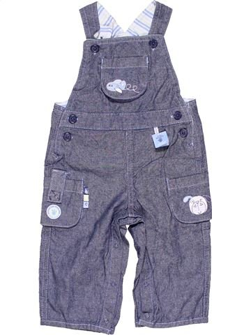 Dungaree boy COOL CLUB gray 6 months summer #7911_1