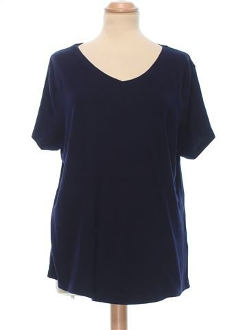 Short Sleeve Top woman EVERYDAY UK 22 (XXL) summer #8767_1