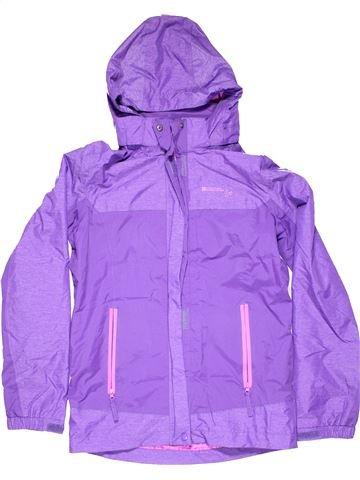 Snowsuit girl STEVE purple 13 years winter #8772_1