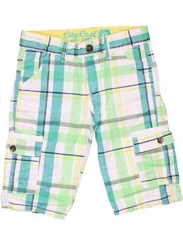 Capri pants boy CITY COOL white 6 years summer #8835_1