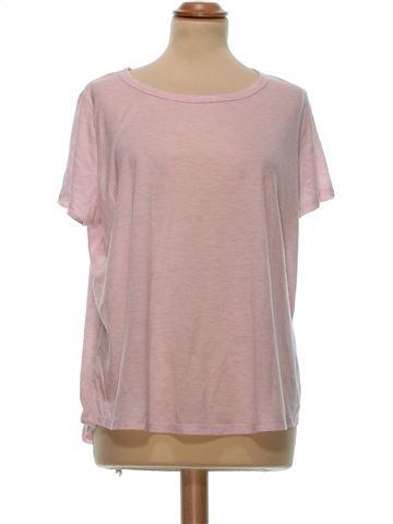 Short Sleeve Top woman M&S UK 18 (XL) summer #8896_1