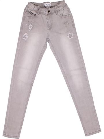 Jeans girl MAYORAL gray 8 years winter #893_1