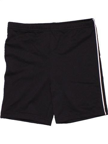 Sports short unisex SCHOOL LIFE black 7 years summer #9593_1