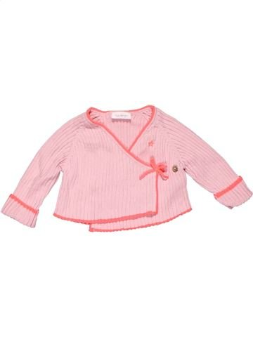 Jumper girl NEXT BABY pink 9 months winter #9772_1